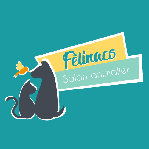 Logo Félinacs - salon du bien être animal