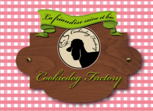 Logo Cookiedog Factory