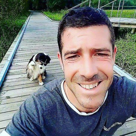 Paul-Antoine, éducateur canin et créateur de Oh my dog!